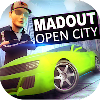 MadOut Open City v5 Mod Apk + Data (Unlimited Money) Terbaru