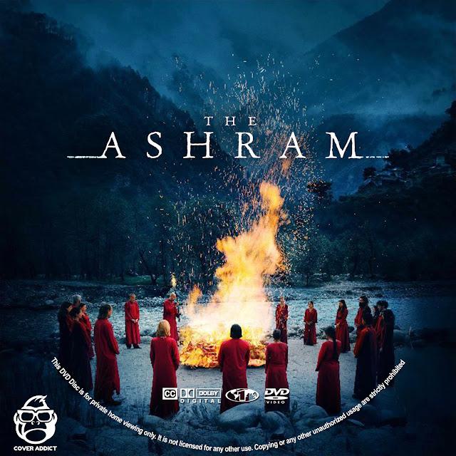 The Ashram DVD Label