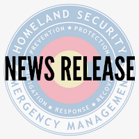 Division of Homeland Security and Emergency Management News Release image