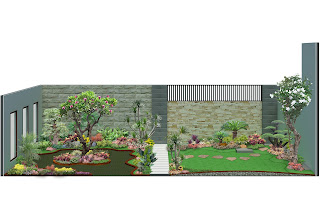 Desain Taman Surabaya 5 - www.jasataman.co.id