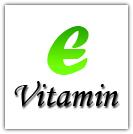 Fungsi vitamin E bagi tubuh