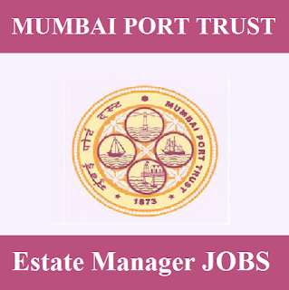 Mumbai Port Trust, Estate Manager, Graduation, Maharashtra, freejobalert, Sarkari Naukri, Latest Jobs, mumbai port trust logo