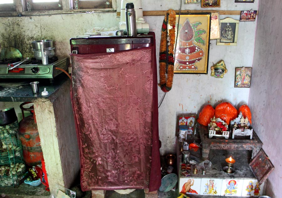 Stock Pictures Religious Homes In India