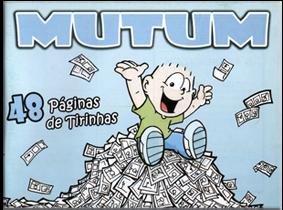 Primeira Coletânea de Tirinhas - Mutum