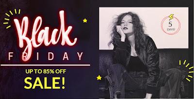 Dresslily Black Friday & Cyber Monday Sale