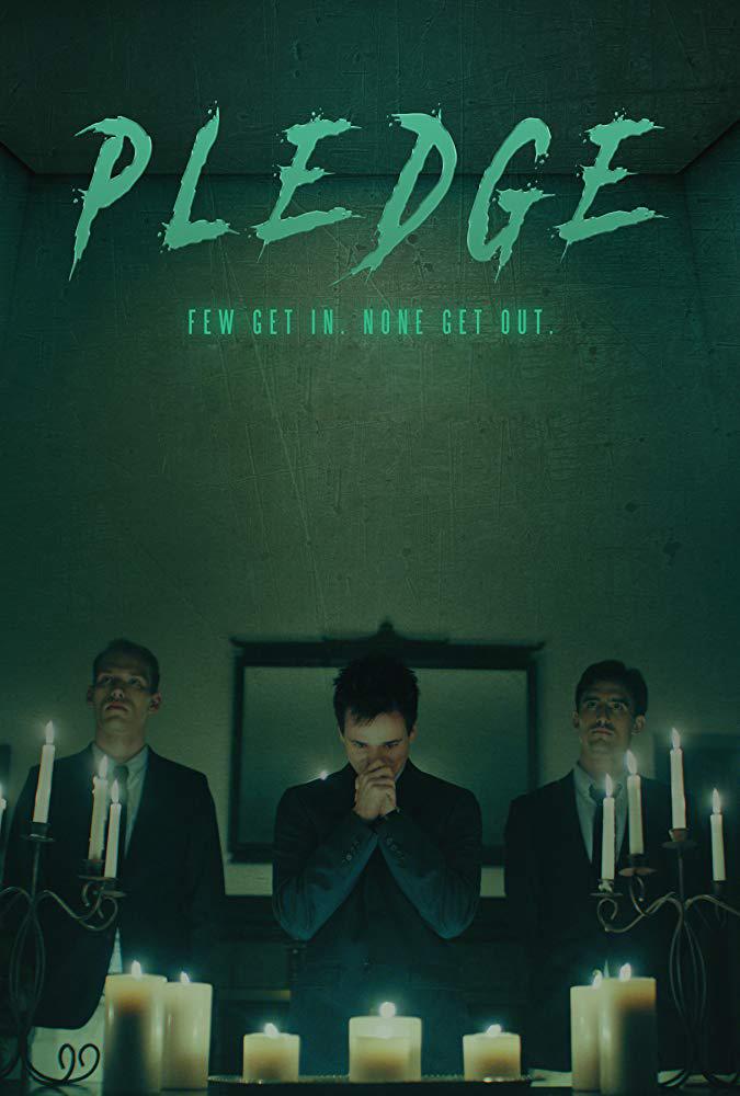 Pledge [2018] [DVDR] [NTSC] [Latino]