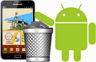 Cara Menghapus Aplikasi Bawaan Pabrik di Android Yang Aman