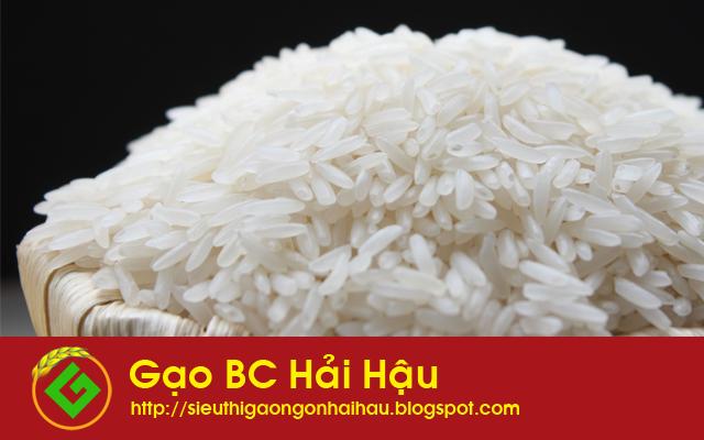 Gạo BC - Món quà chân chất của vùng quê ven biển Hải Hậu