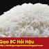 Gạo BC - Gạo quê chính gốc Hải Hậu