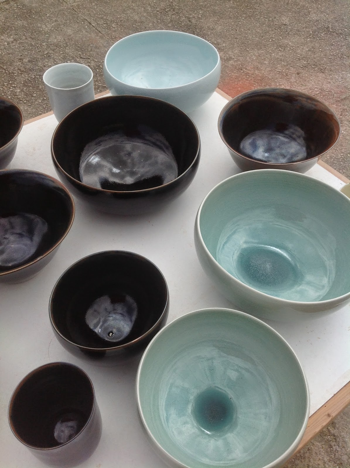 just out of the Kiln michel francois