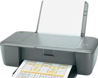 Work Download Driver HP DESKJET 1000