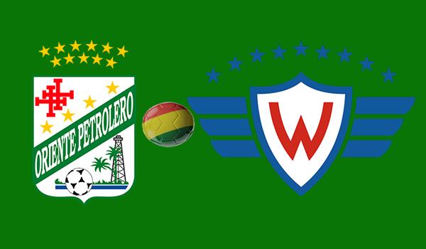 Oriente Petrolero vs. Wilstermann - En Vivo - Torneo Apertura 2018