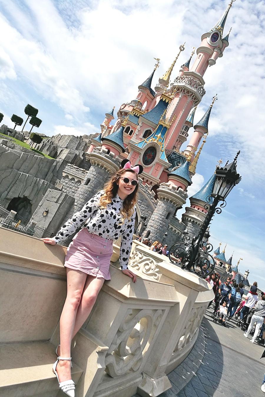Disneyland Outfits & Packing - Siren & Rose