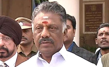 Live: Deputy CM O Panneerselvam addressing reporters after Budget Consult Meeting in Delhi