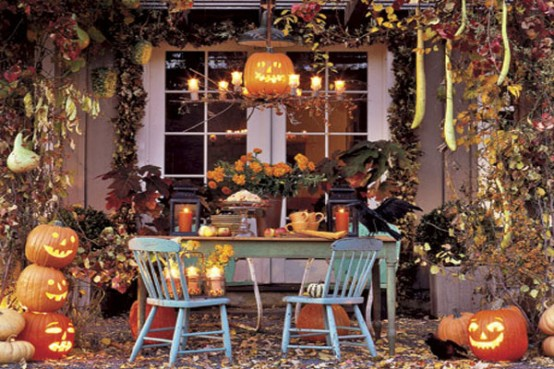Halloween Room Outdoor