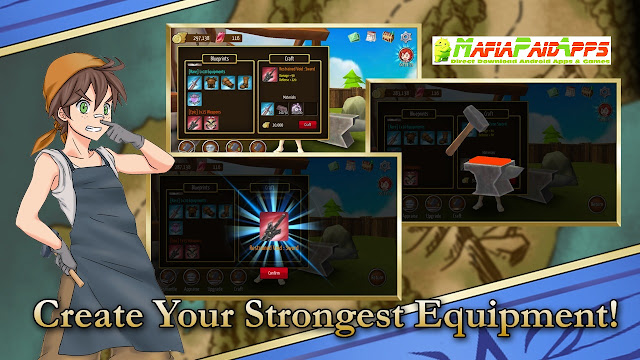 Epic Conquest Apk Mod (All Currency + Premium + Mana + Skill + Rage + Point) MafiaPaidApps