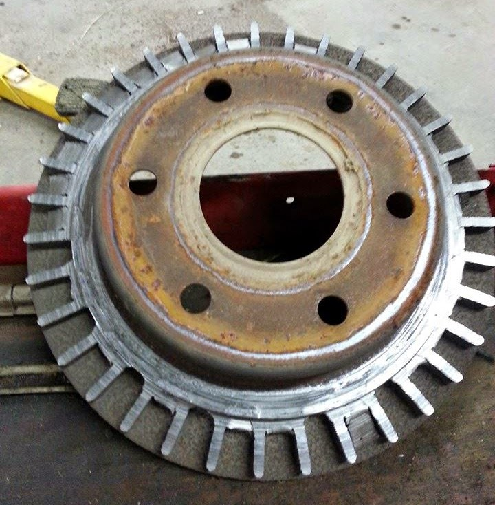 Brake Goes To Floor: Just A Car Guy: Customer Complains That The Brake Pedal