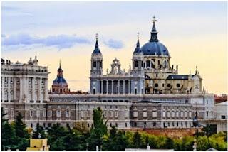 katedral Almudena Di Kota Madrid