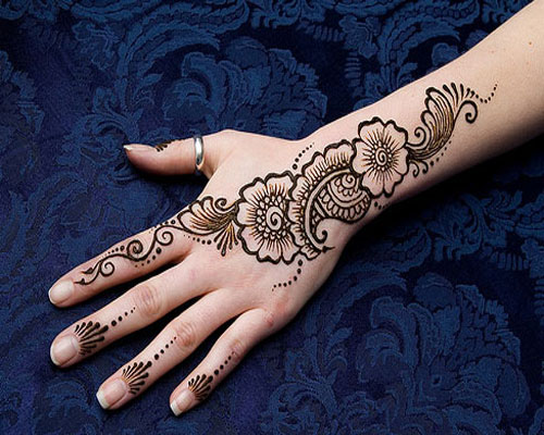 Arabic Mehndi Designs   Stylish World For Girls
