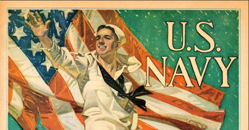 Roads to the Great War: U.S. Navy Recruiting Posters
