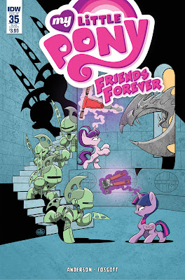 My Little Pony: Friends Forever #35  Subscription Variant