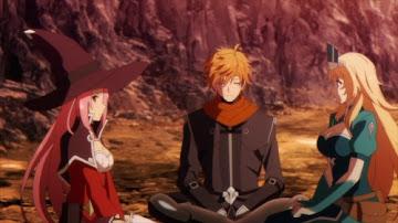 King's Raid: Ishi wo Tsugumono-tachi Episode 12