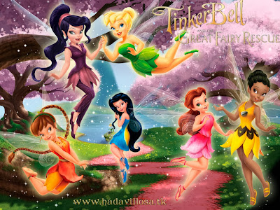 imagenes disney hadas - fairies 17