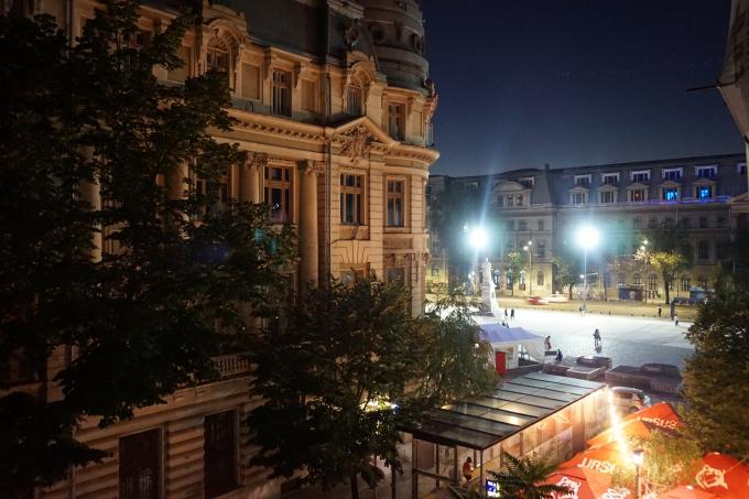Bukarest, Romania ja lasten kanssa matkustaminen: majoitus vanhassa kaupungissa