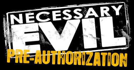 Necessary Evil!
