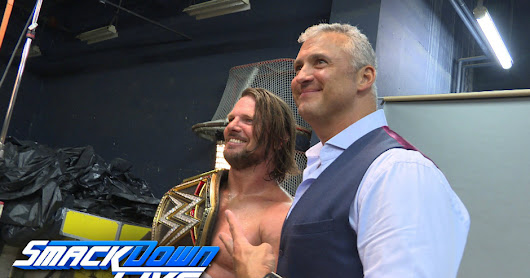 WWE Payback 2017 Update: Shane Mcmahon may fire AJ Styles after Payback