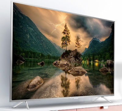 iFFalcon 32F2A TV. This certified Android TV has a Full HD panel with a resolution of 1920 x 1080 pixels
