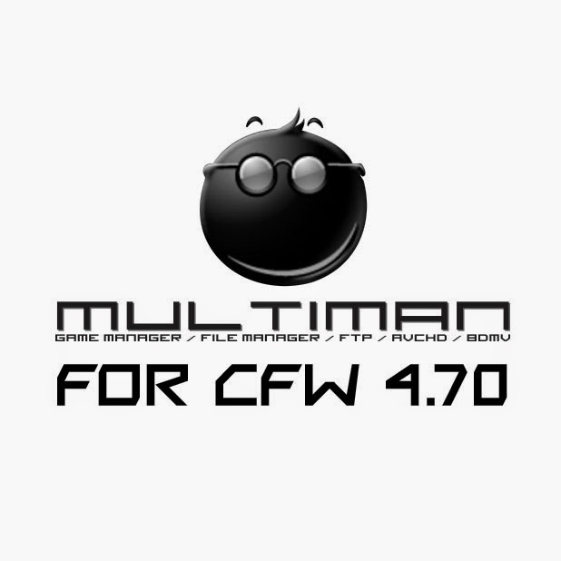 PS3 New multiman 04 70 02 CEX - Consoleinfo