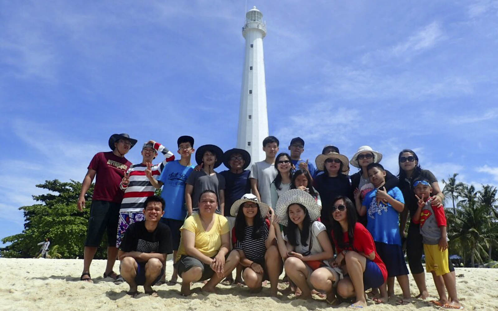 belitung holiday tour agent travel wisata belitung