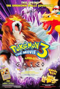 Pokémon 3: The Movie Poster