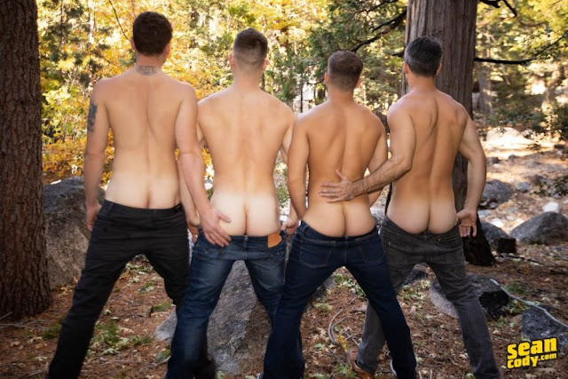 M visite. 77%. 1 anno fa. Sean Cody - Joey & Shaw Bareback - Gay Movie.