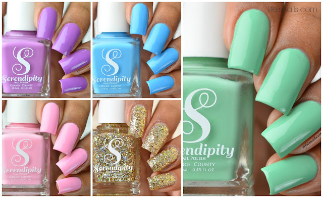Serendipity Beach Please Collection