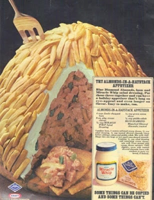 Almonds in a Haystack