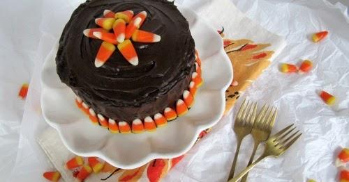 Pine Cones and Acorns: Chocolate Pumpkin Cake with Hershey's Chocolate ...