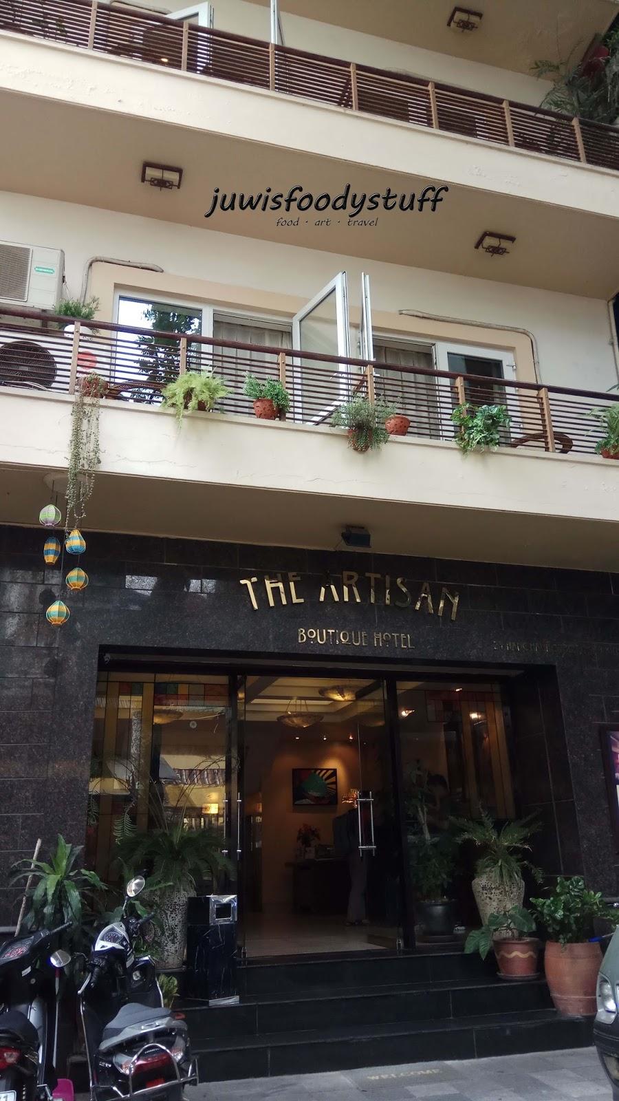 33 Boutique Hotel Juwisfoodystuff