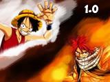 الاصدار الخامس من لعبة قتال فيري تيل ضد ون بيس 5 Game Fairy Tail Vs One Piece
