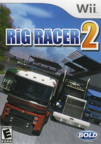 Rig Racer 2 %255BEnglish%255D - Rig Racer 2 [English] Wii