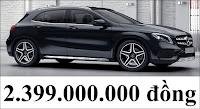 Giá xe Mercedes AMG GLA 45 4MATIC 2020