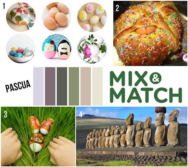 Mix&Match: Pascua (marzo 2016)