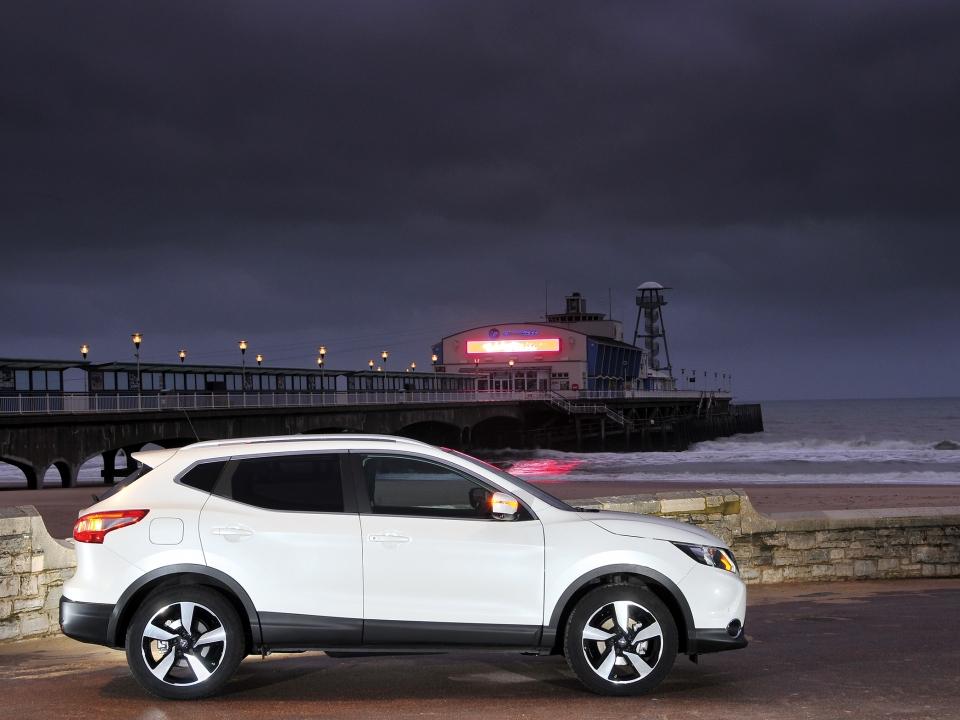 Small SUV Το Nissan Qashqai 1.5 dCi βραβεύτηκε στη Βρετανία ως το καλύτερο SUV στην κατηγορία του!