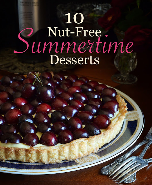 10 Nut-Free Summertime Desserts