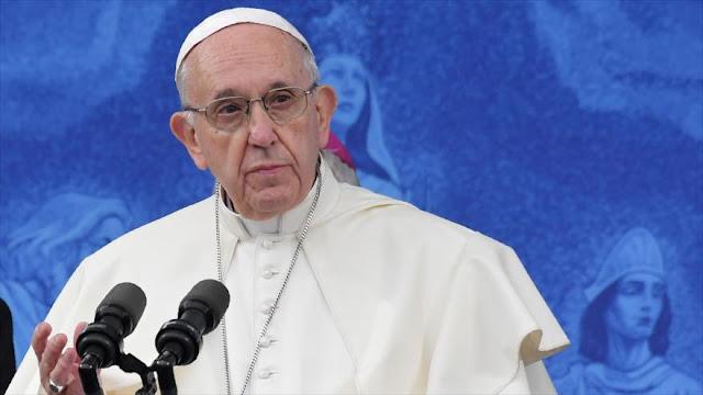 """""""Papa Francisco encubrió abusos del cardenal McCarrick"""""""