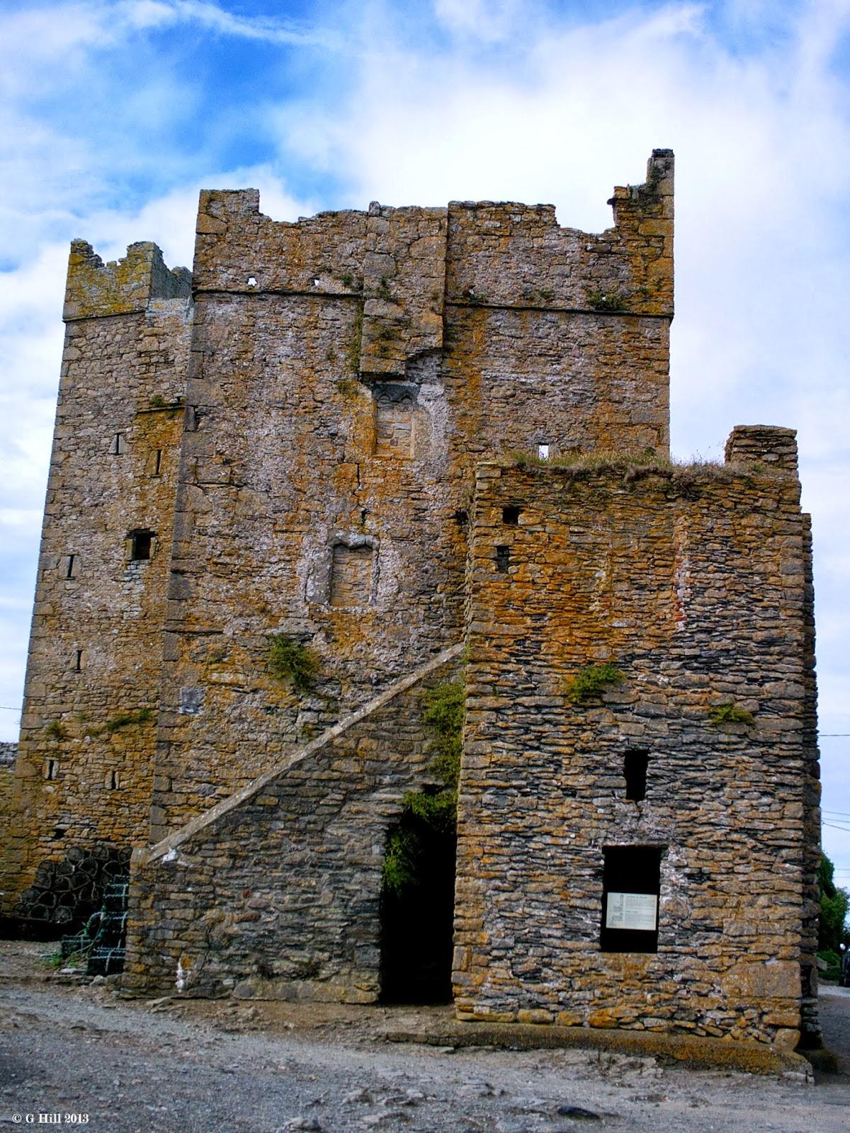 Ireland In Ruins: Slade Castle Co Wexford