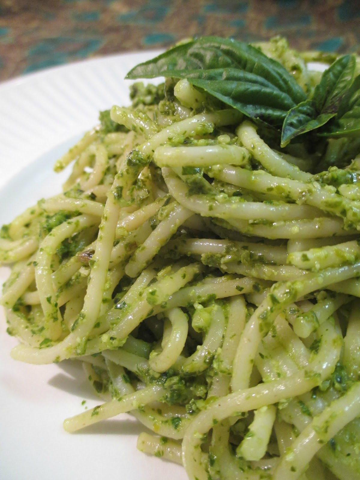 Just my Stuff: Kale Pesto