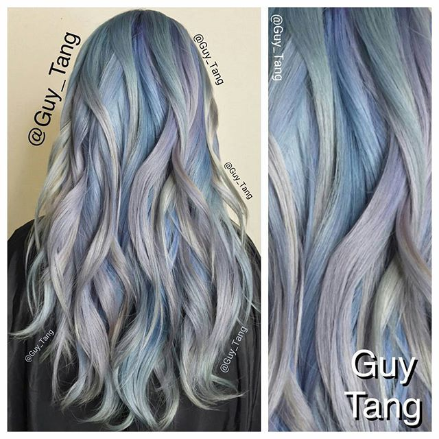 Absolutely Stunning Hair Colors By Guy Tang The Haircut Web