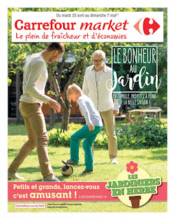 Catalogue Carrefour 25 Avril au 07 Mai 2017